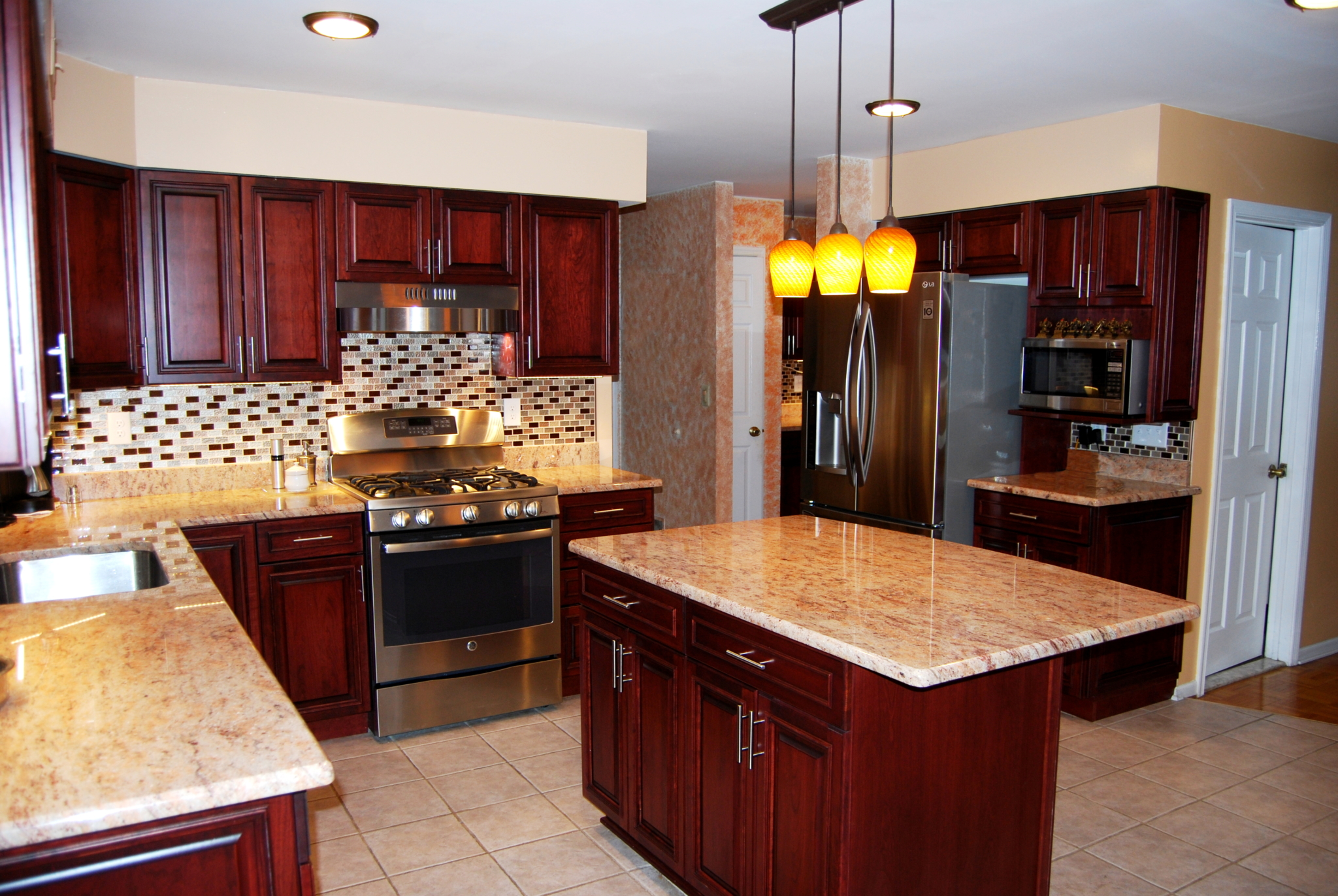 good Basic Kitchen Remodel #1: The Basic Kitchen Co. - remodeled kitchen - January 2015