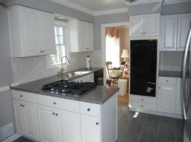 The Basic Kitchen Co. - remodeled kitchen - New Providence, NJ - April 2015