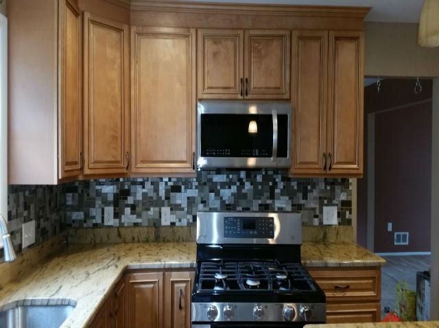 The Basic Kitchen Co. - remodeled kitchen - Somerset, NJ - May 2015