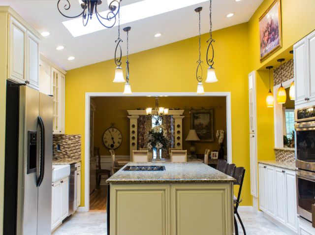 The Basic Kitchen Co. - remodeled kitchen - Trenton, NJ - September 2015