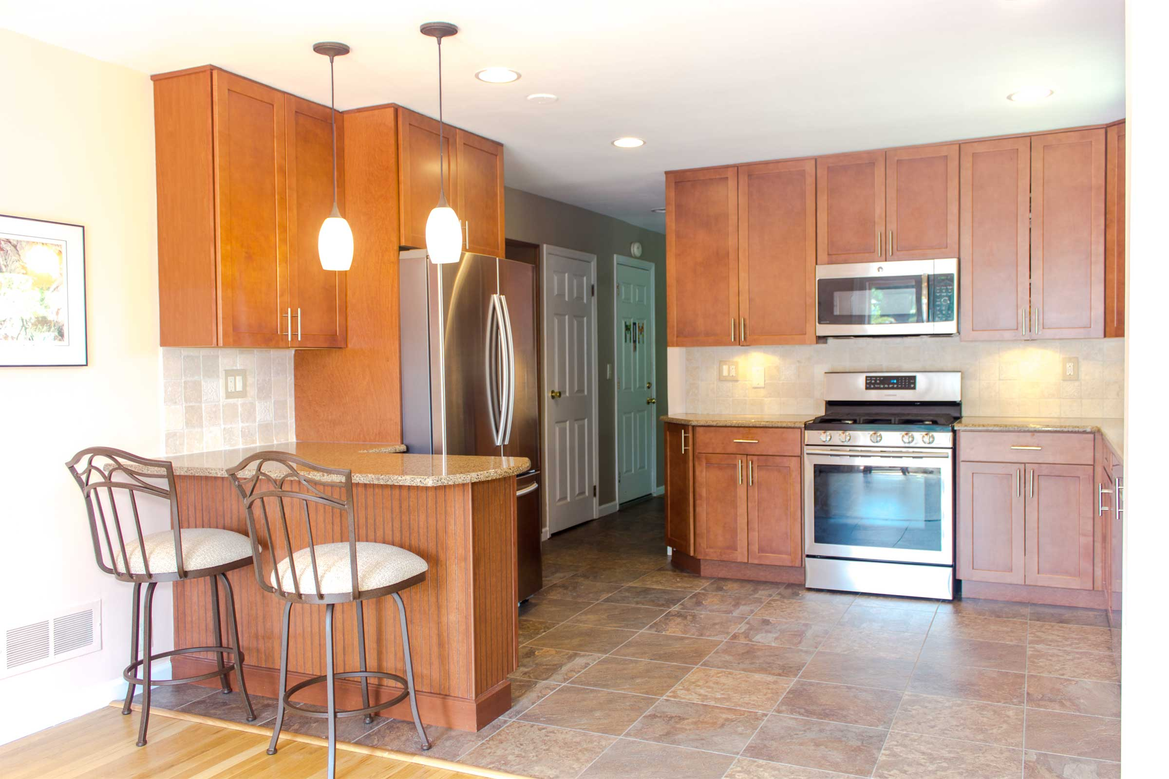 The Basic Kitchen Co._Kitchen Renovation_Highbridge NJ_August 2014