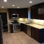 The Basic Kitchen Co. - remodeled kitchen - Morganville, NJ - December 2014