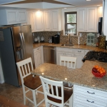 The Basic Kitchen Co. - remodeled kitchen - Hillsborough, NJ - January 2015
