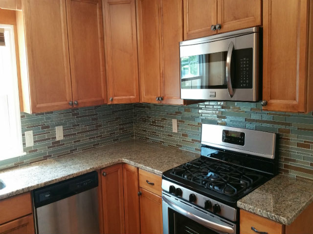 The Basic Kitchen Co. - remodeled kitchen - Toms River, NJ - May 2015