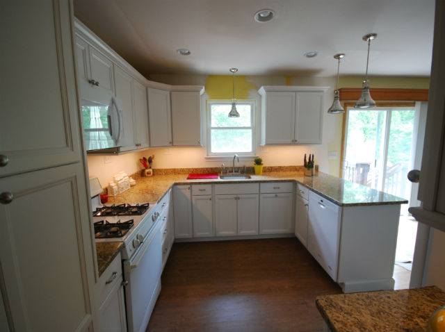 The Basic Kitchen Co. - remodeled kitchen - Jackson, NJ - June 2015