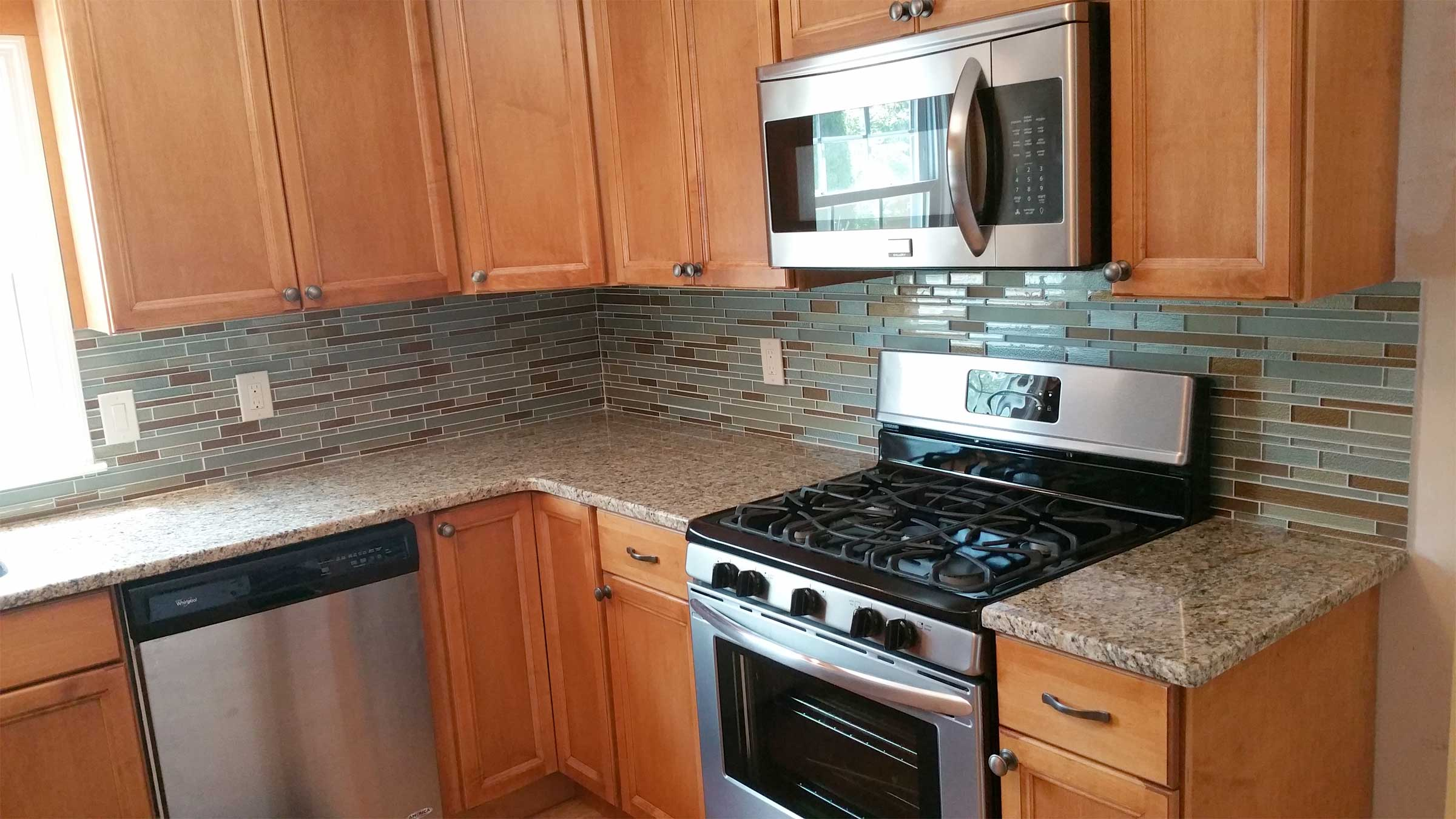 The Basic Kitchen Co. - remodeled kitchen - May 2015