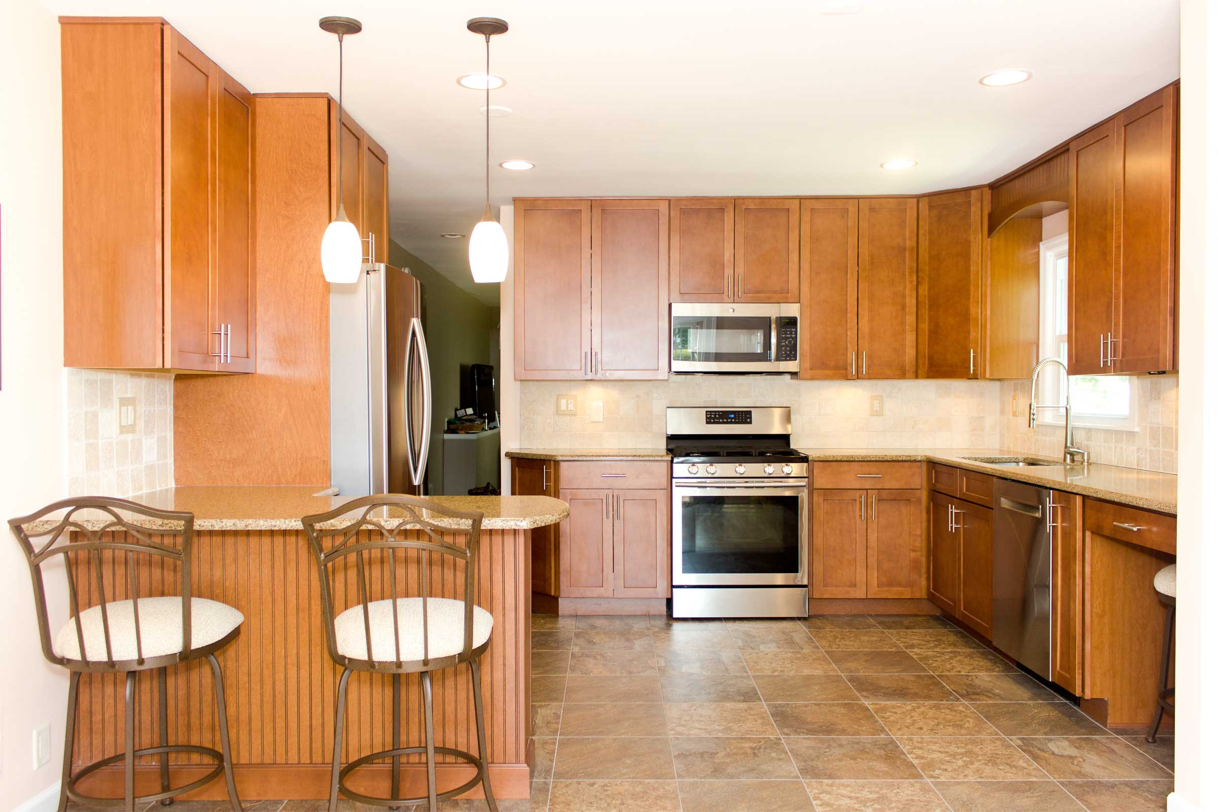 The Basic Kitchen Co._Kitchen Renovation_Highbridge NJ_August 2014