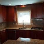 The Basic Kitchen Co. - remodeled kitchen - South Plainfield, NJ - February 2017