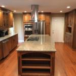 The Basic Kitchen Co. - remodeled kitchen - Princeton, NJ - October 2017