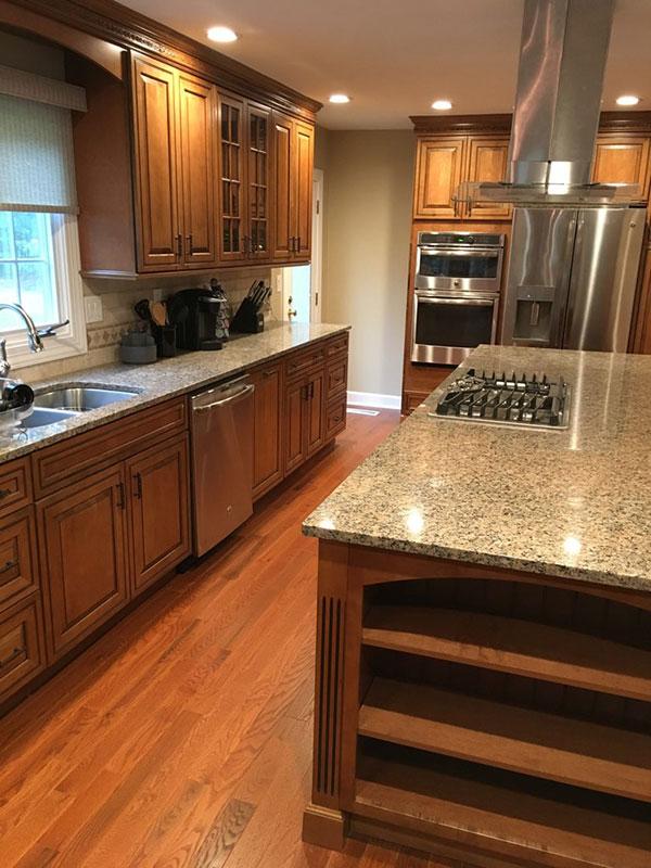 Kitchen Renovation - Princeton, NJ